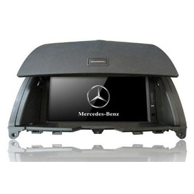 Central Multimídia Original Mercedes C180 C200 2008 A 2011