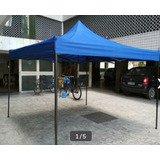 Tenda Sanfonada 2x2 Semi Nova Usada Poucas Vezes