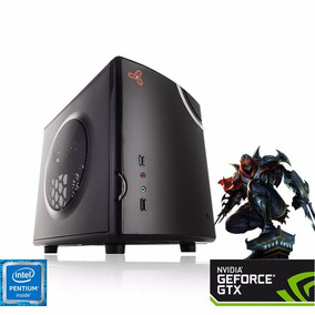 Pc Gamer Box Intel G4560 Geforce Gtx 1050 Juga A Todo Cs Lol