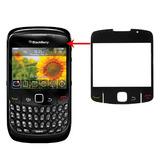 Para Blackberry 8520 Mirror White