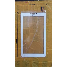 Touch Screen Telcel Nyx Vox Olm-070b0435-fpc Blanco, Negro