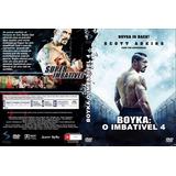 Boyka O Imbatível 4 - Filme Em Dvd