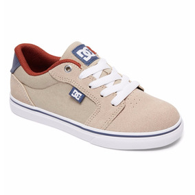 Dc Shoes Boys Anvil Shoe Adbs300245 Tan