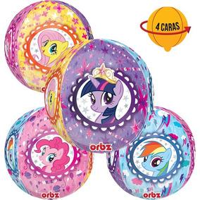 Globo My Little Pony Orbz 3d Para Helio