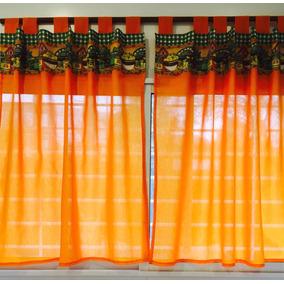 cortinas de cocina modelo country x mts