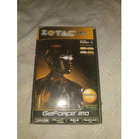 Targeta De Video Ddr3 1gb Zotac