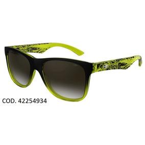 Oculos Solar Mormaii Lances 42254934 Preto Verde
