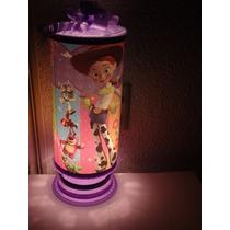 Jessie Toy Story Centros De Mesa, Recuerdos, Lamparas