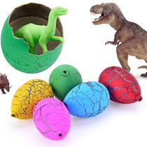 10 X Ovos Dino Para Incubação Dinossauro