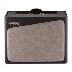 Vox Av60g Amplificador Cubo De Guitarra Pre Valvulado Loja !