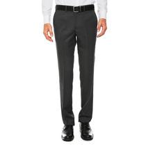 Pantalón Gris De Vestir Caballero Talla 34 Oferta