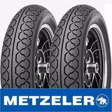Juego Cubiertas 400x18 350x18 Metzeler Tracker Cafe Racer!