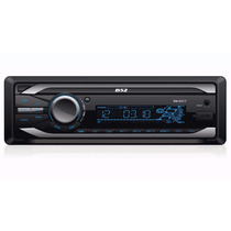 Autoestereo B52 Rm-2017 Usb Mp3 Frente Desmontable Lcd