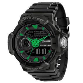 Relógio X-games Masculino Anadigi Xmppa176 Verde