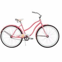 Bicicleta Mujer 26 Huffy Cranbrook Cruiser Bike, Ocean Blue