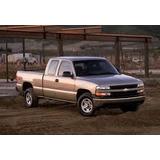 Manual De Despiece Chevrolet Silverado 1997-2000 Español