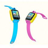 Reloj Celular Gps Localizador Touch Con Camara Para Niños