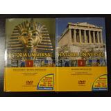 Enciclopedia De Historia Universal Con Dvd