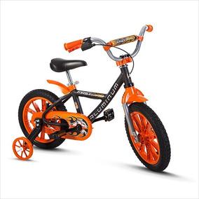 Bicicleta Infantil Aro 14 Firstpro Masculino Alumínio Nathor
