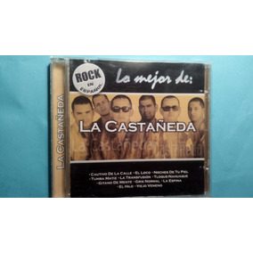 Cd La Castañeda Lo Mejor De