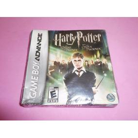 Jogo Harry Potter Original Lacrado Para Game Boy Advance Gba