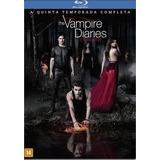 Vampire Diares, The - 5ª Temporada Completa - Love Sucks (bl