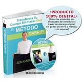 Método Gabriel Completo Pdf+ Audiolibro Recetas+20 Titulos