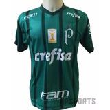 Camisa Palmeiras Nova Temporada Ano De 2017/18 Foto Real