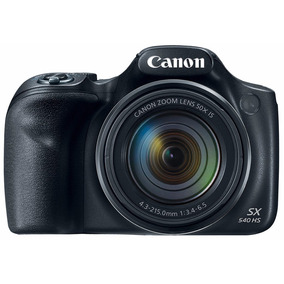 Canon Power Shot Sx540 Hs Wifi 20.3mp Nueva Con Garantia!!