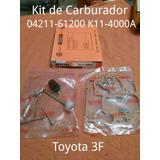 Kit De Carburador 04211 61200 K11 4000a Toyota 3f