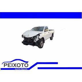 Jogo De Calota Das Rodas Hilux 2.8 4x4 Cabine Simples 2017