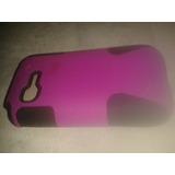 Forro Samsung C3313t Goma Doble Protectora