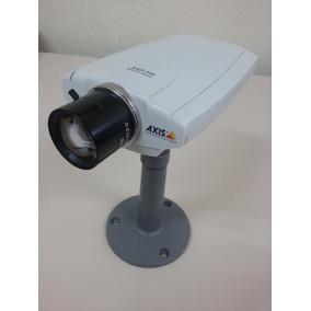 Câmera De Rede Axis 210 Com Fonte Ac Adapter