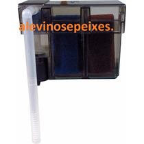 Filtro Externo Repa 688 800l/h 220v P/ Aquário Ate 200litros