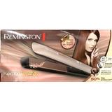 Nueva Plancha Remington Keratina-aceite Argan S8599+obsequio