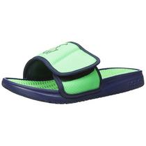 Polo Ralph Lauren Hombre Romsey Slide Sandal, N Envío Gratis