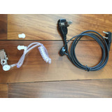 Auricular Manos Libres Baofeng / Kenwood , Tubo Aire / Pro