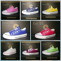 Converse All-star De Niños(as) Al Mayor Y Detal