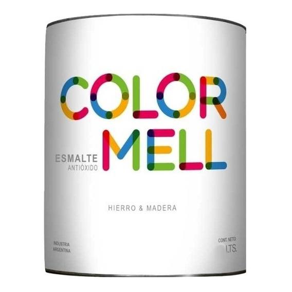 Esmalte Sintetico Venier Colormell Sat/bte/mate 4l Pintumm