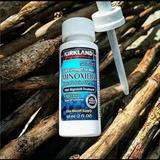 Minoxidil Kirkland Al 5% Para Barba Y Cabello 1mes 60 Ml Usa