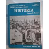 Tx2 A-z Contenidos Mínimos Historia 2 Texto- Fuentes-cartog