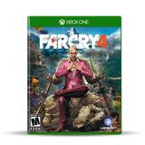 Juego Far Cry 4 Xbox One Ibushak Gaming