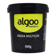 Graxa Multiuso Algoo Powersports De Bike Vegetal 500g Creme