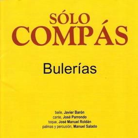 Coleção Solo Compás Flamenco Para Baile 24 Cd