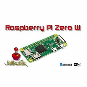 Kit Raspberry Pi Zero W Retropie Bundle 32gb Ticotek