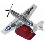 Revell Monogram - P-51d Mustang Transparente Elétrico 1:32