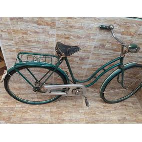 Promoção! Bicicleta Antiga Husqvarna Aro 28 Pintura Original