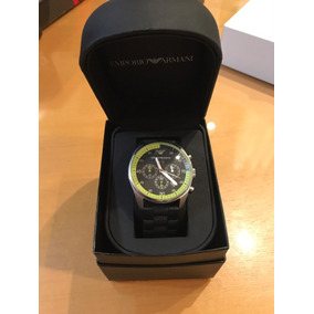 6bfaacbf877 Relógio Empório Armani Ar 2012 Original! - Relógios De Pulso
