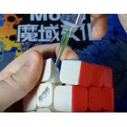 Lubricante Para Cubos Rubik 3 Densidades Poroto Lub Belgrano