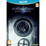 Resident Evil Revelations Wiiu Nuevo Y Sellado Envio Gratis
